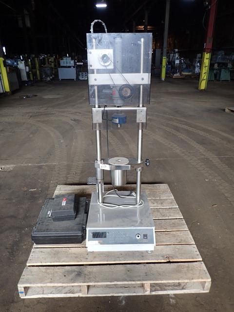 Dynisco Capillary Rheometer, model 35052M-115