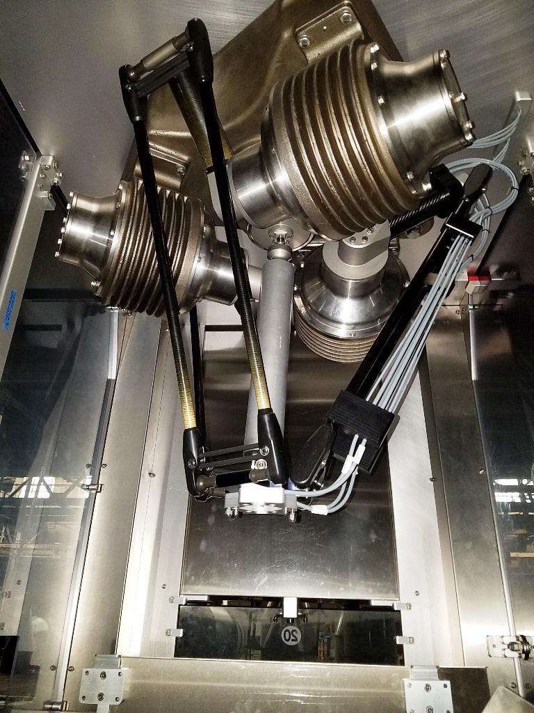 Fargo Automation Horizontal Form Fill Seal Line