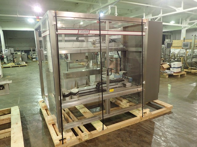 Filamatic Cubitainer Filling System