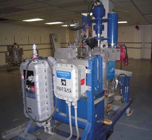 .2 sq meter Rosenmund FIlter 316L S/S