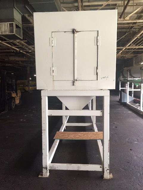 """34"""" diameter x 39'' Long Drum Dryer, C/S"""