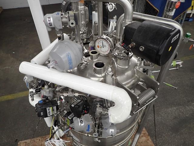 150 Liter Precision Fermenter, 316L S/S, 50/100#