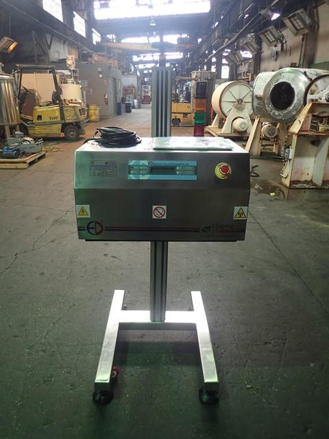 Sigma CapSeal Sigma II NEO Induction Sealer