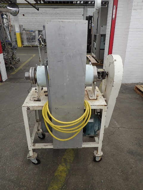 "4"" Scrapped Surface Heat Exchanger, S/S"