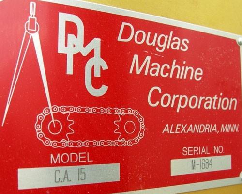 APV DOUGLAS CONTINUOUS MOTION CARTONER, MODEL CA-15