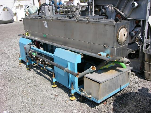 "9''9"" PMC VACUUM SIZER, MODEL 1-6V, S/S"