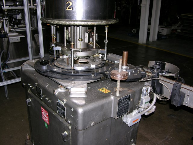 CONSOLIDATED ROTARY COTTONER, MODEL KL-4-TB