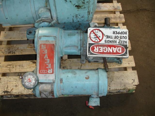 "6"" BONNOT EXTRUDER C/S 10HP"