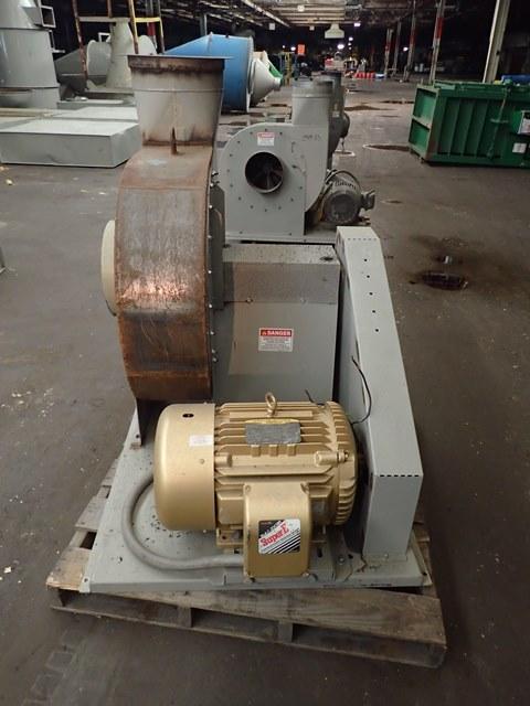 25 HP Blades Machinery Blower