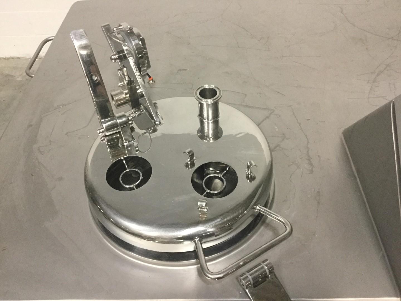 GEA PMA 25/65 High Speed Mixer/Granulator