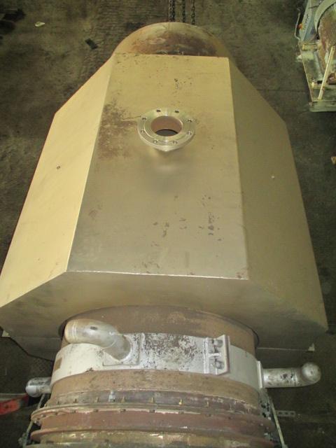 """42"""" x 30'' Vulcan Calciner, Inconel 600"""