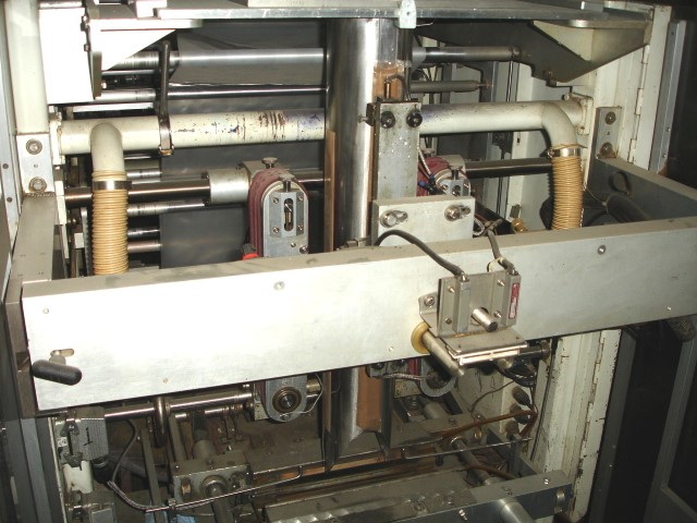 PACKAGE MACHINE TRANSPACK II, FORM/FILL/SEAL BAGGER