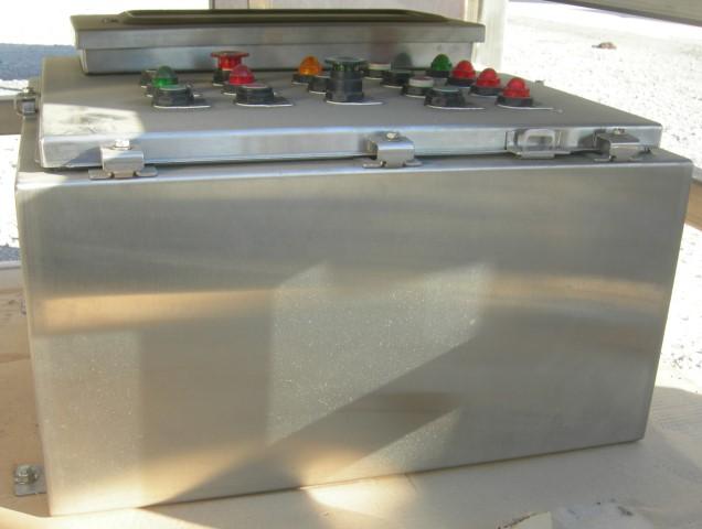 SP725 SHARPLES SUPER HELIX CENTRIFUGE, 316/317 S/S, 10 HP