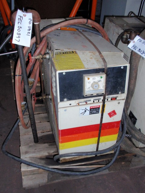 6 KW STERLCO HOT OIL HEATER, 460 VOLT
