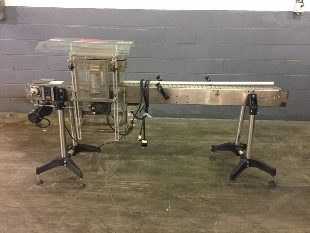 "84"" L x 4.5"" W Leister Drying Conveyor"