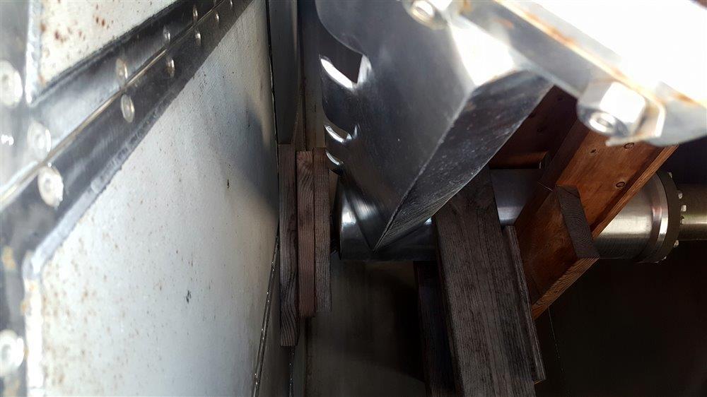 4 SQ METER COGEIM NUTSCHE FILTER DRYER, 316L S/S