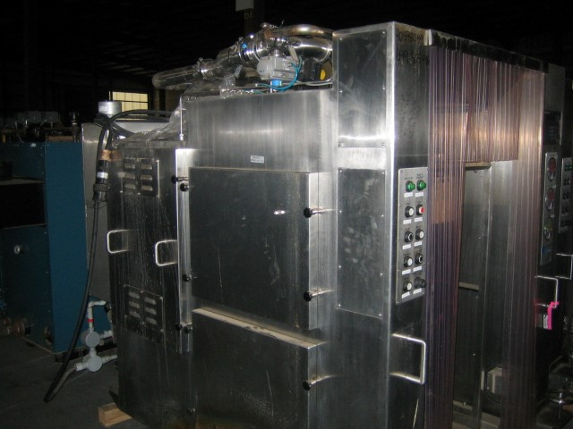 EXTRACT TECHNOLOGIES LAMINAR PACK OFF SYSTEM, S/S