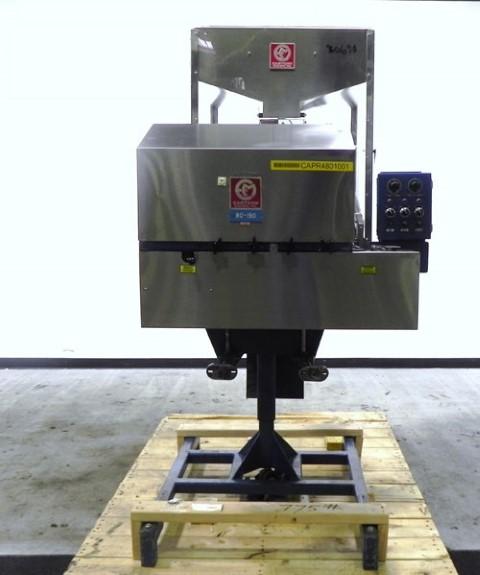 MODEL CH100 EASTERN SCREW CAPPER