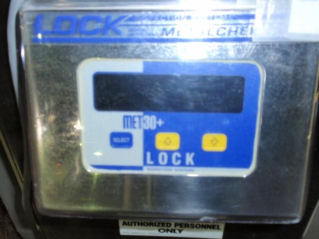 LOCK BELT METAL DETECTOR