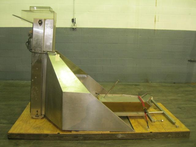 SOLOIPAC CETRA TUBE PACKER, TYPE COMPTO-SET 1300