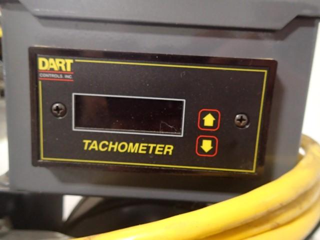 """2"""" Bonnot Extruder, Model 2W/PKR"""