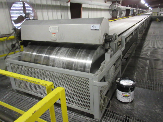 "59"" x 88'' Berndorf Belt Flaker With Pastillator"