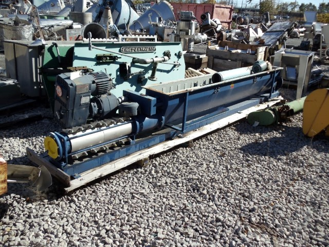 "5"" SEEPEX PROGRESSIVE CAVITY PUMP, C/S"