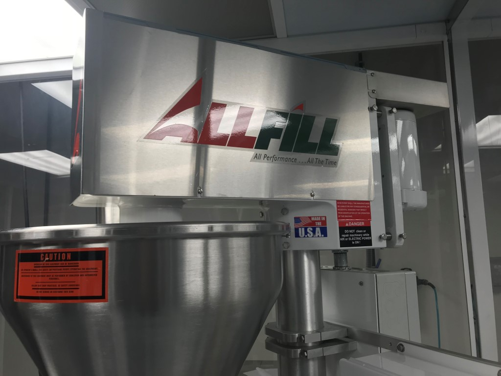 AllFill Auger Filling Machine B-350e