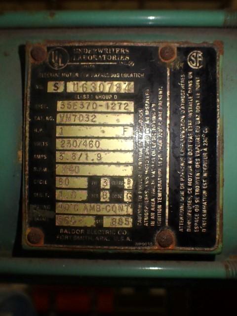 "12"" x 120"" Straight Line Vacuum Belt Filter"