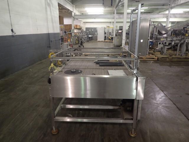 "48"" x 66"" Accumulation Conveyor Table"