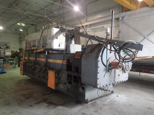 120/150 MM Gloucester Tandem Foam Extrusion Line