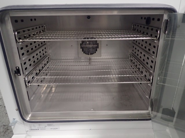 3.6 cu ft Binder Vacuum Oven, Model KBF115, S/S