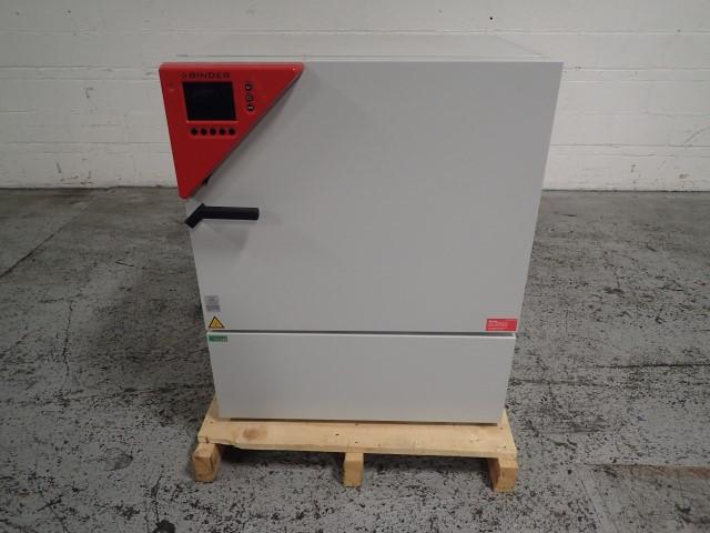 3.6 cu ft Binder Vacuum Oven, Model KBF115, S/S
