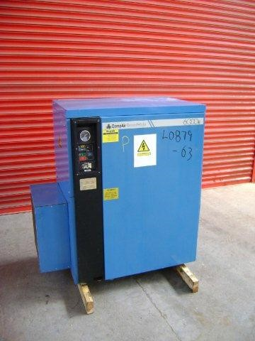 Compair Broomwade compressor, type 6000E