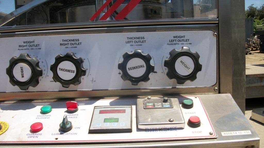 Adept Tablet Press, Model BB35, 35 Station