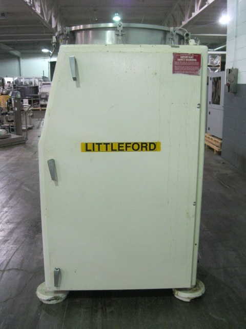1200 LITER LITTLEFORD HIGH SHEAR MIXER, S/S, MGT-1200