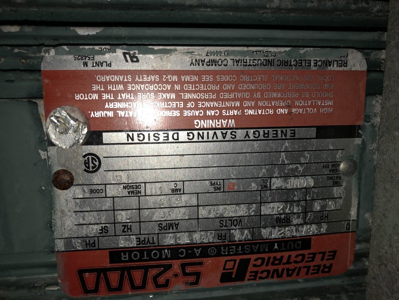 5,000 Gal Cherry Burrel Mix Tank, S/S