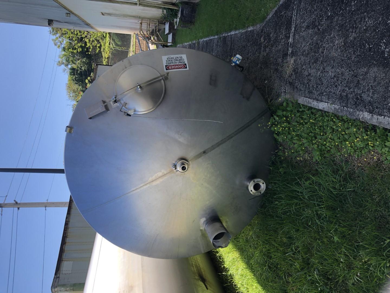 5,000 Gal Enerquip Tank, S/S