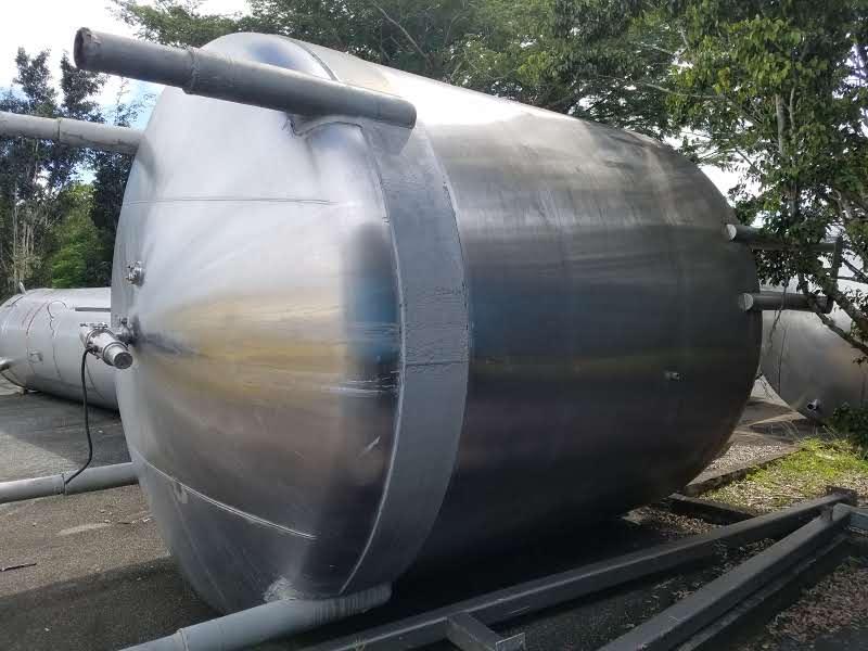 5000 Gal Stainless Steel Tank