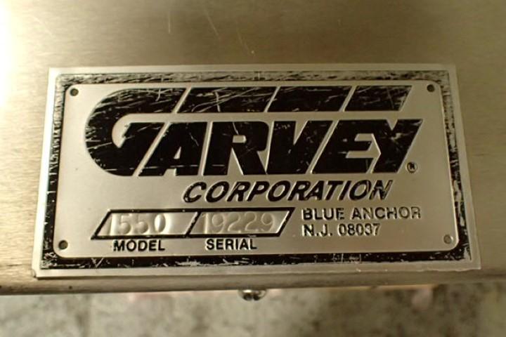 Garvey Gap Transporter Conveyor, Model 1550