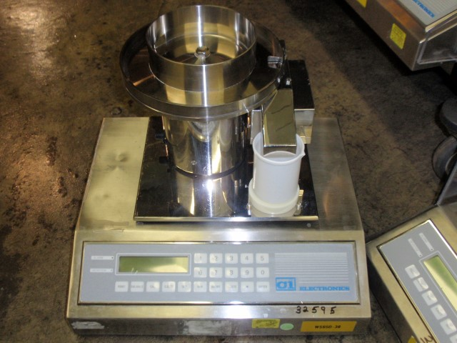 CI ELECTRONICS TABLET/CAPSULE CHECKWEIGHER