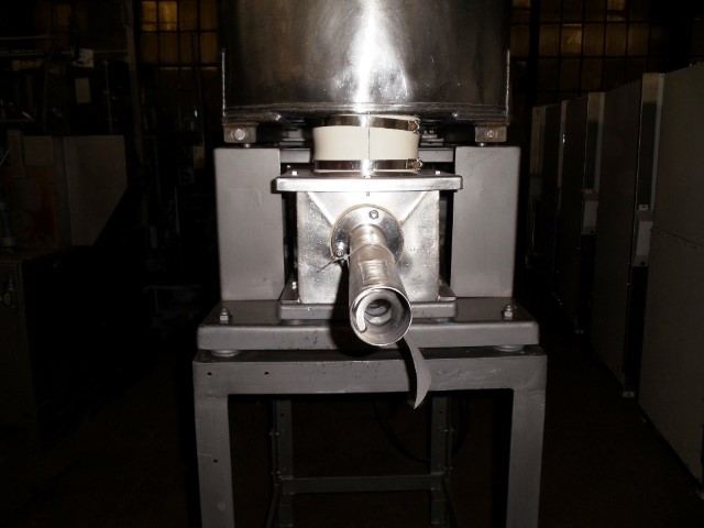 "2"" VIBRA SCREW AUGER FEEDER, S/S"