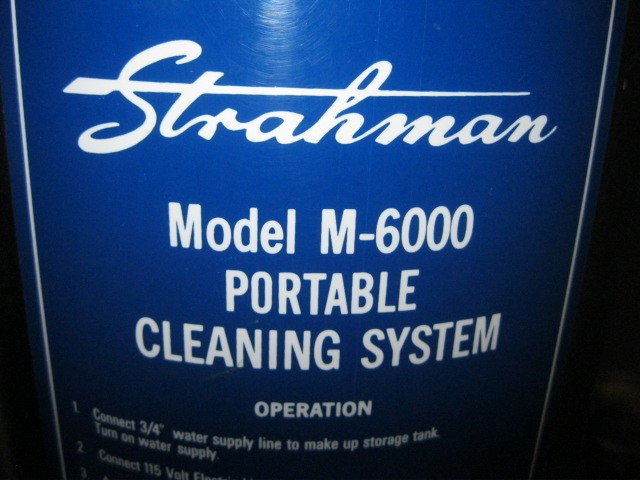 STRAHMAN CIP SYSTEM