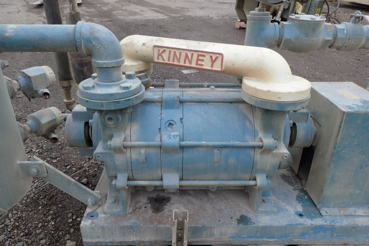 Kinney Liquid Ring Vacuum Pump