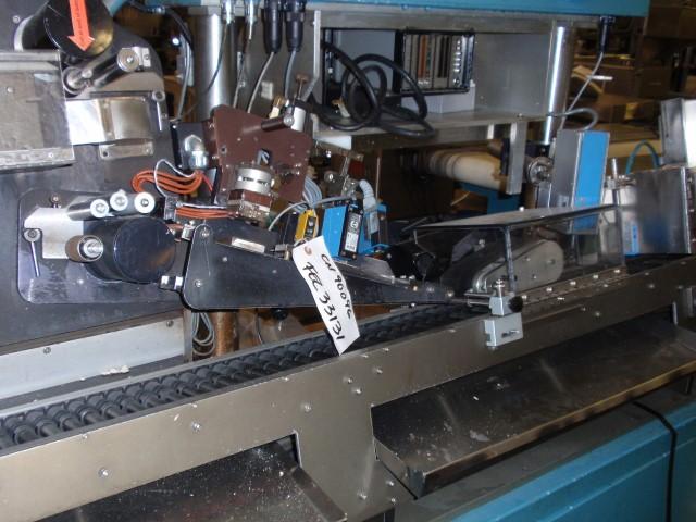 AVERY HORIZONTAL WRAP AROUND LABELER, MODEL RC-17