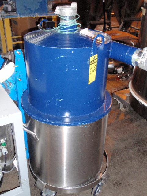 SPENCER TOP HAT VACUUM UNIT