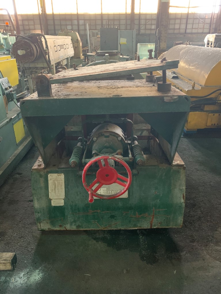 Bauer Dual Disk Attrition Mill, Model 400, (2)250 HP Motors
