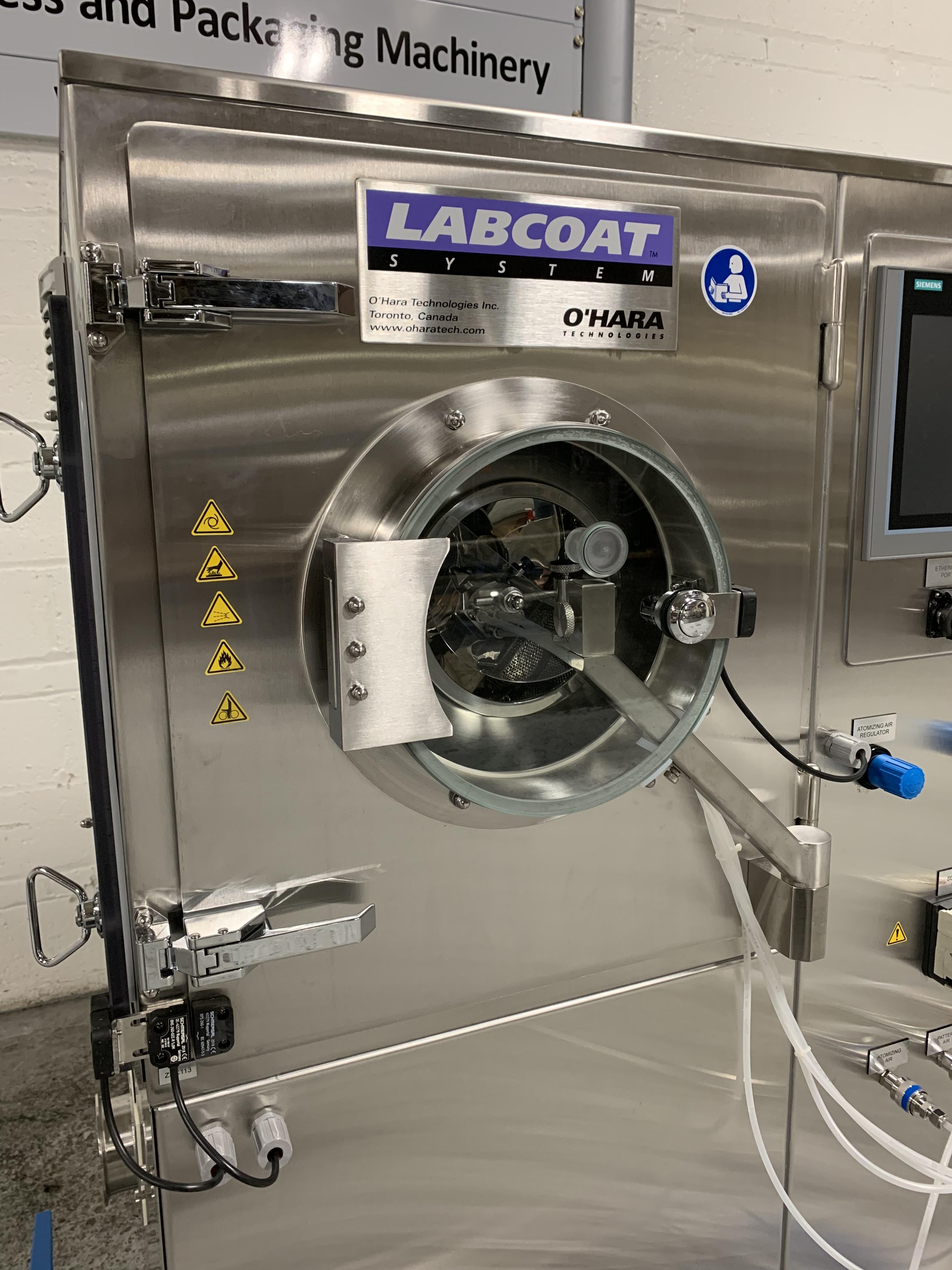 O''Hara LabCoat Coating Pan, Model LCM5