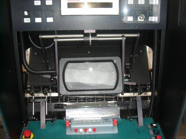 SEIDENADER INSPECTION UNIT, MODEL V90-AVSB-RL