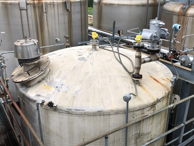 10000 Gal GMW Storage Tank, 316 S/S